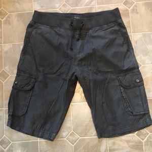 Men's Silver Jeans cargo shorts